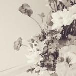 シックな春~アートフラワー