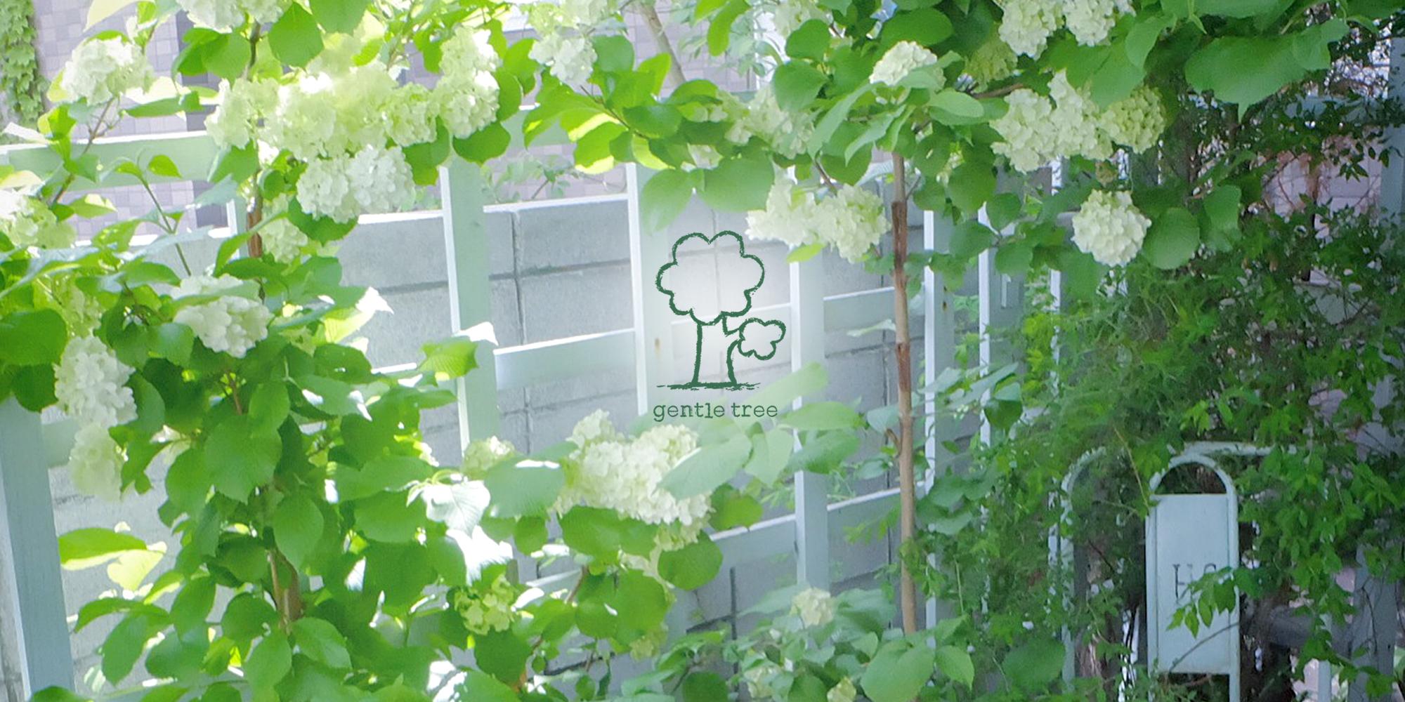 花と未来のアンティーク gentle tree